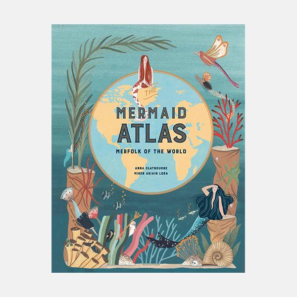 Mermaid Atlas - Hardback Book