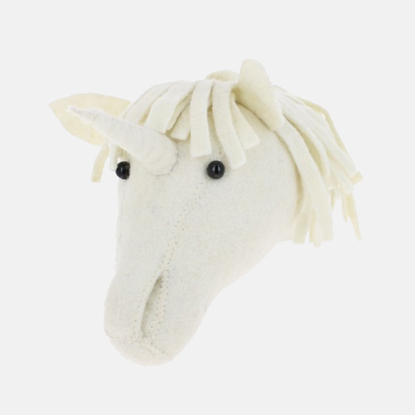Fiona Walker - Mini Unicorn Head