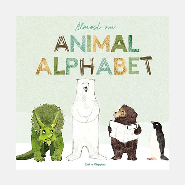 Almost An Animal Alphabet - Hardback Book