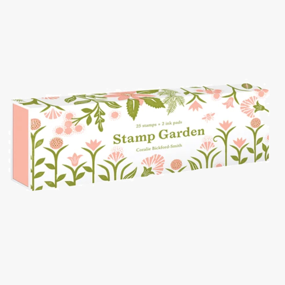 Coralie Bickford-Smith - Garden Stamps Set