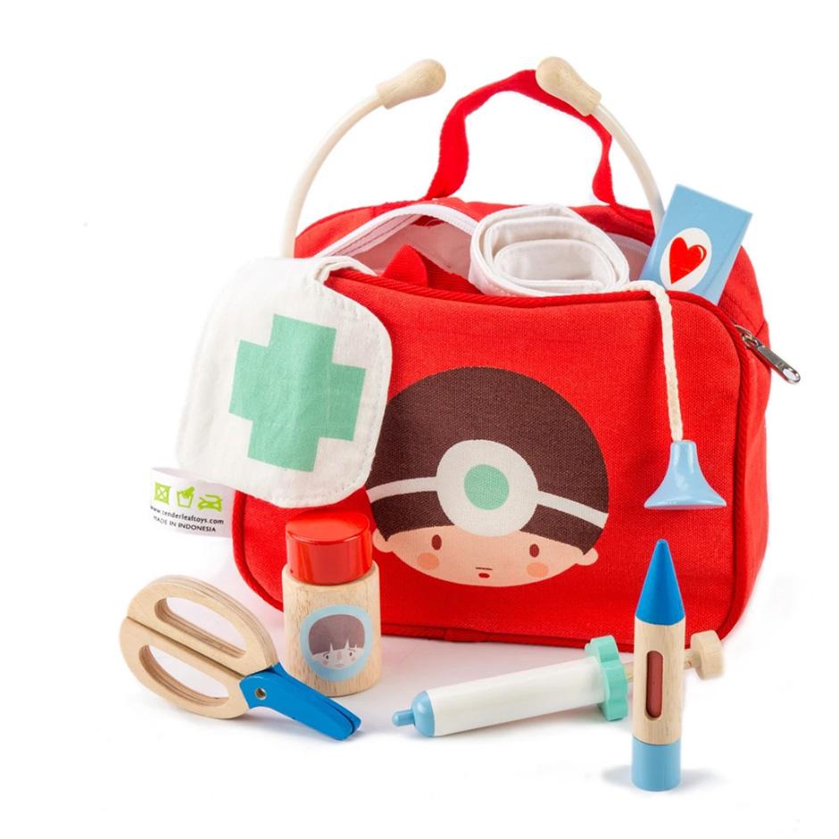 Tender Leaf Toys - Doctors and Nurses Set