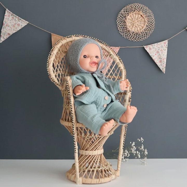 Coconeh - Rattan Dolls Peacock Chair