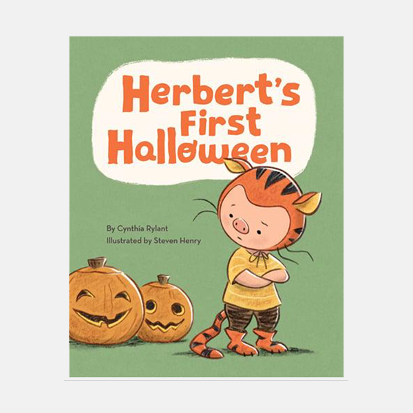 Herbert's First Halloween - Hardback Book