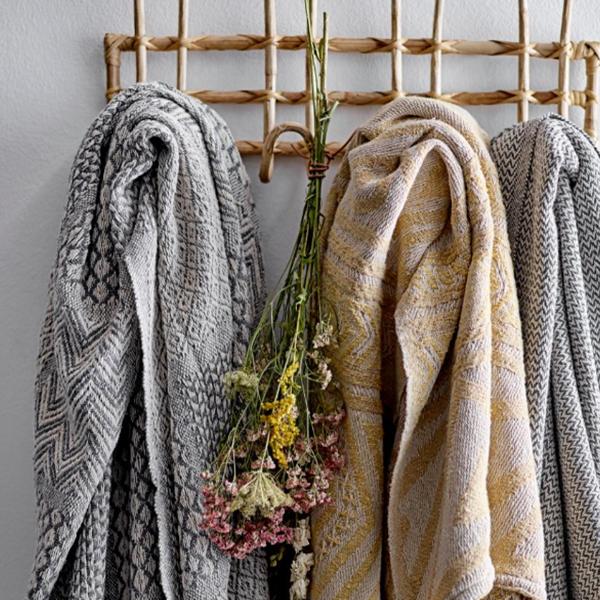 Bloomingville - Cane Rattan Coat Hook