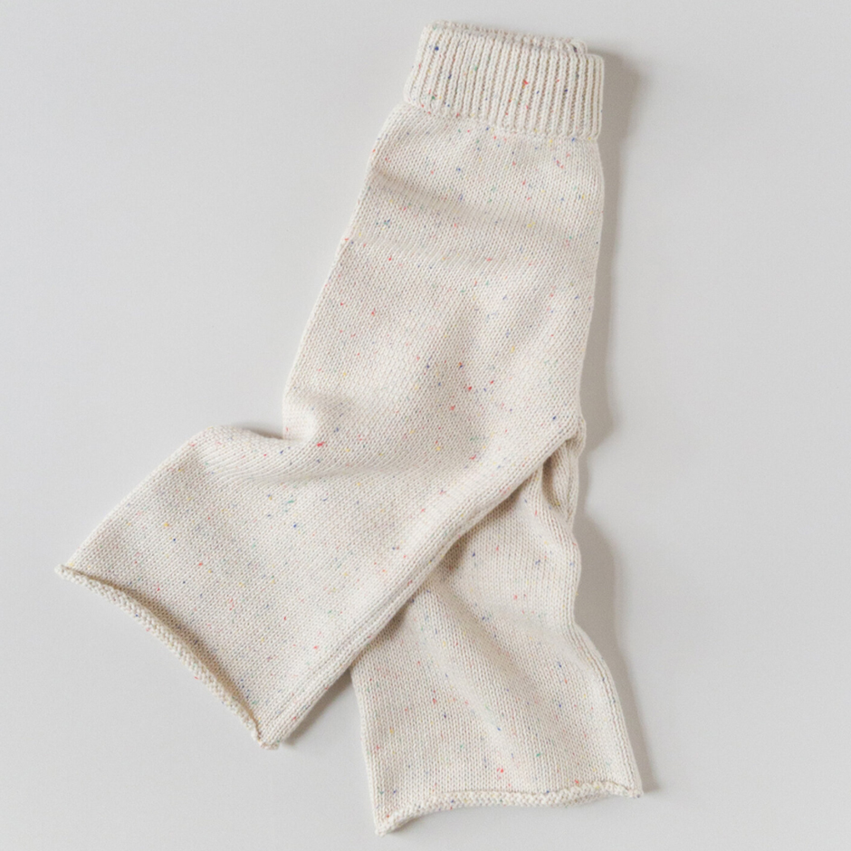 Kids Of April - Natural Speckle Trousers