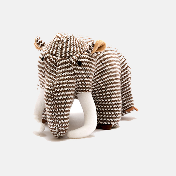 Best Years - Large Striped Woolly Mammoth