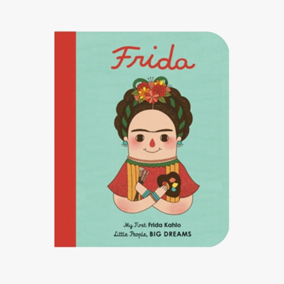 Frida Kahlo - Little People Big Dreams Board Book