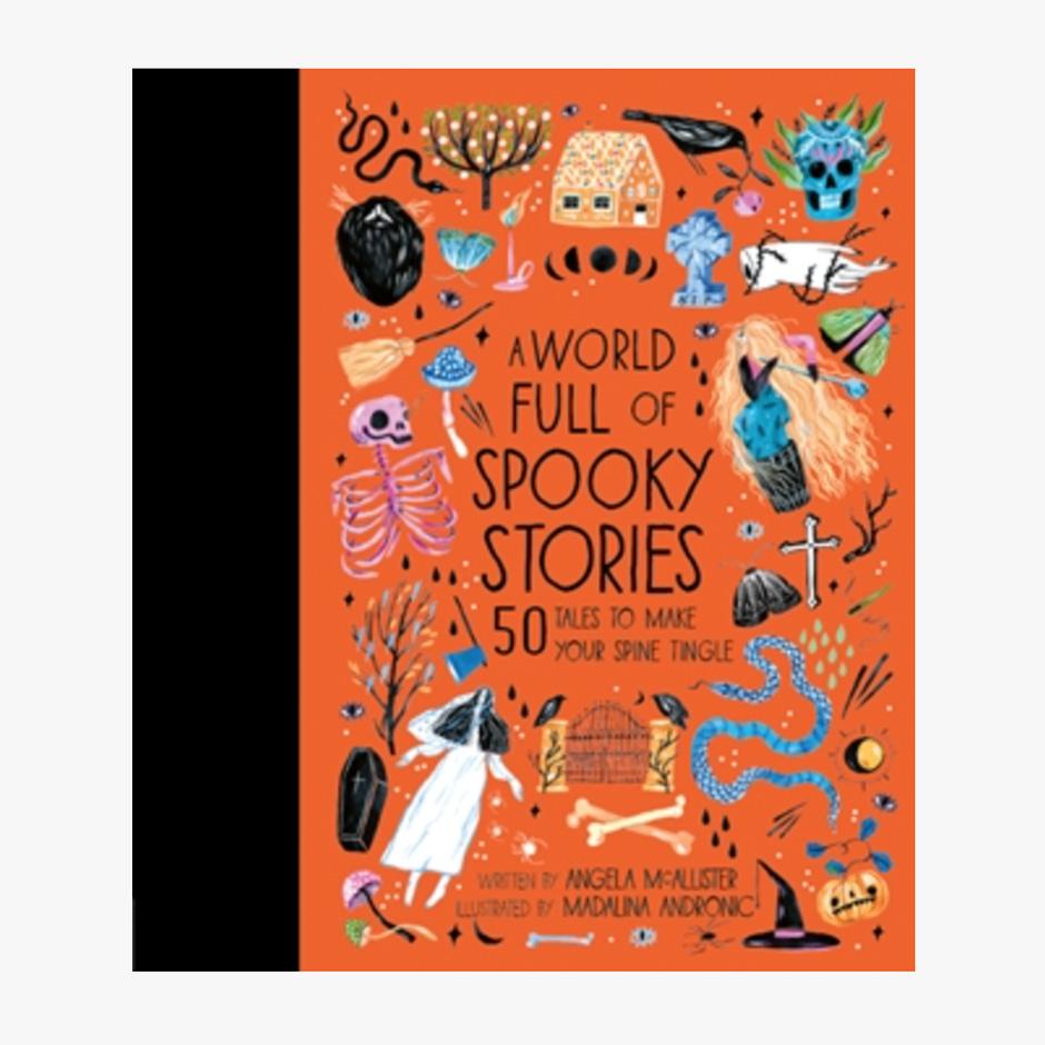 Spooky Stories Hardback Book