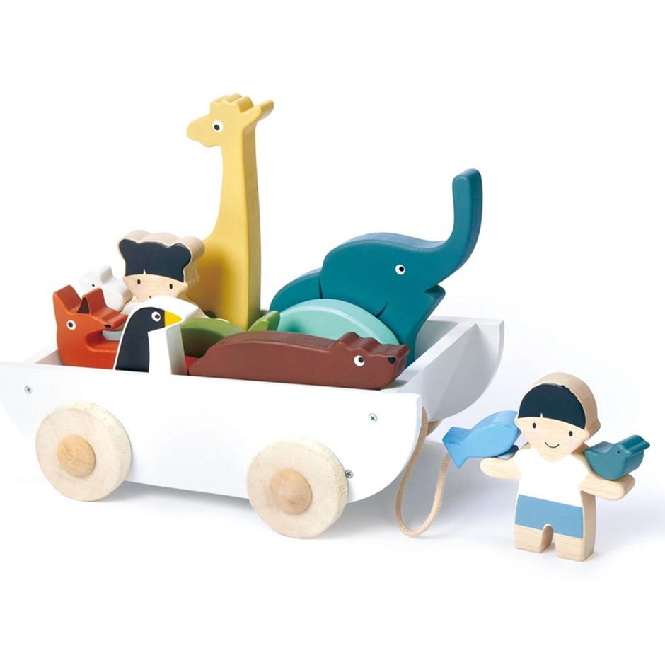 Tender Leaf Toys - Friend Ship
