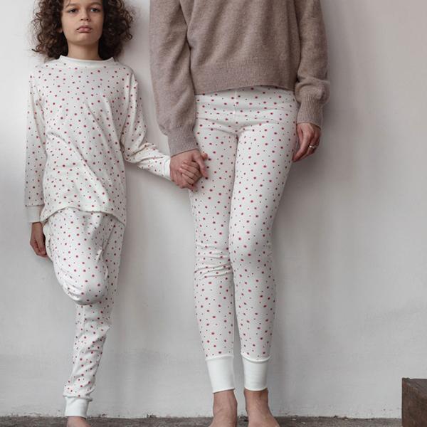 Sleepy Doe - Women's Leggings Winter Star