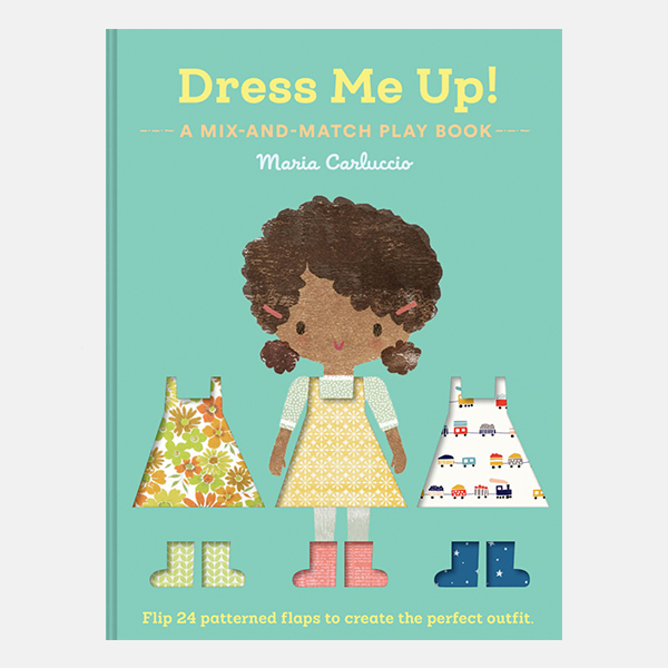 Dress Me Up - Play Book