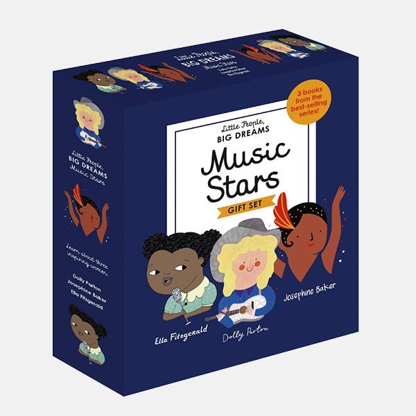 Little People Big Dreams - Gift Sets