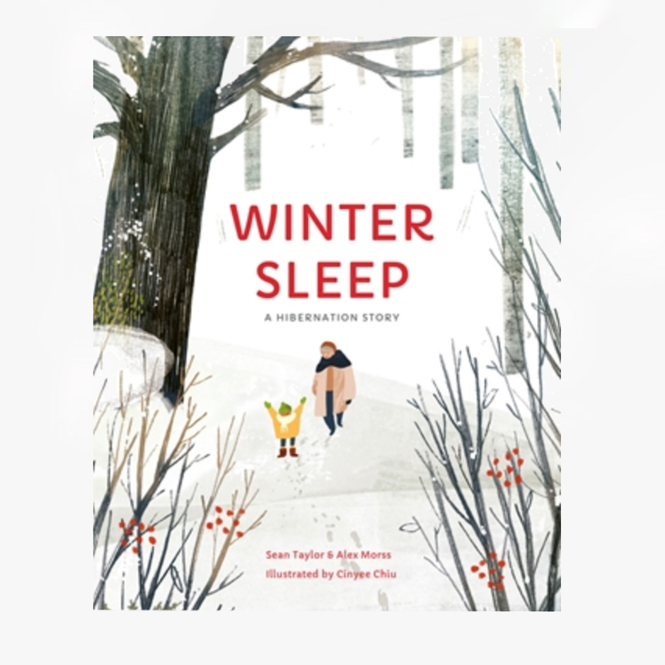 Winter Sleep  Hibernation Hardback Book