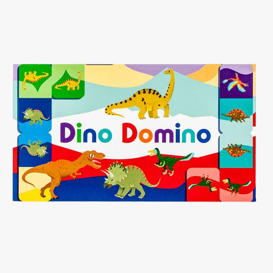 Dino Domino Game