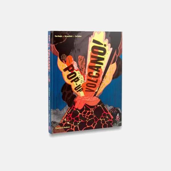 Pop Up Volcano Book