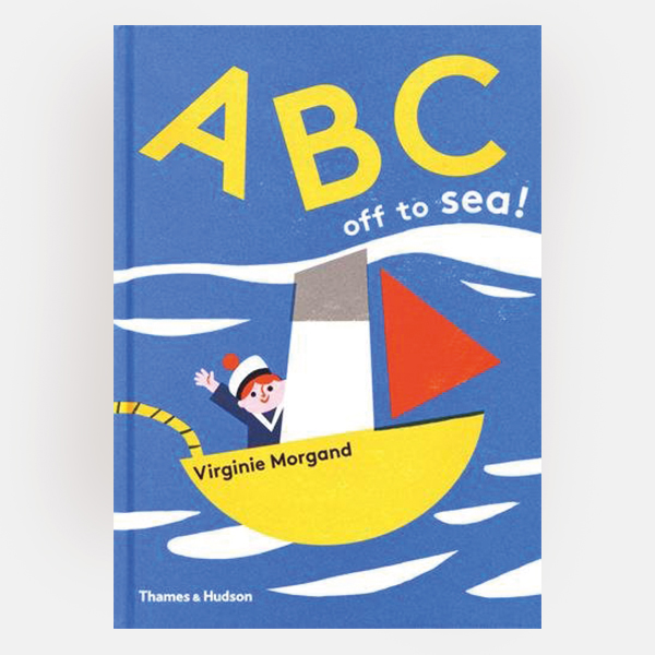ABC Off To Sea - Hardback Book
