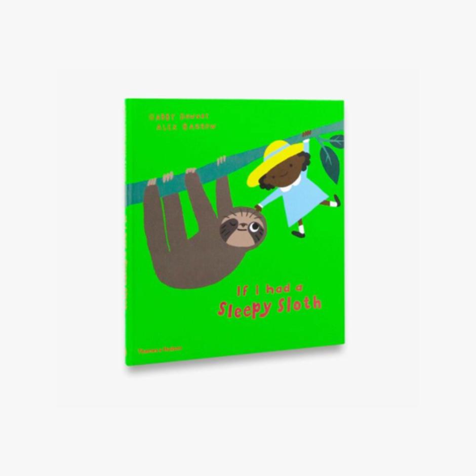 If I Had a Sleepy Sloth Hardback