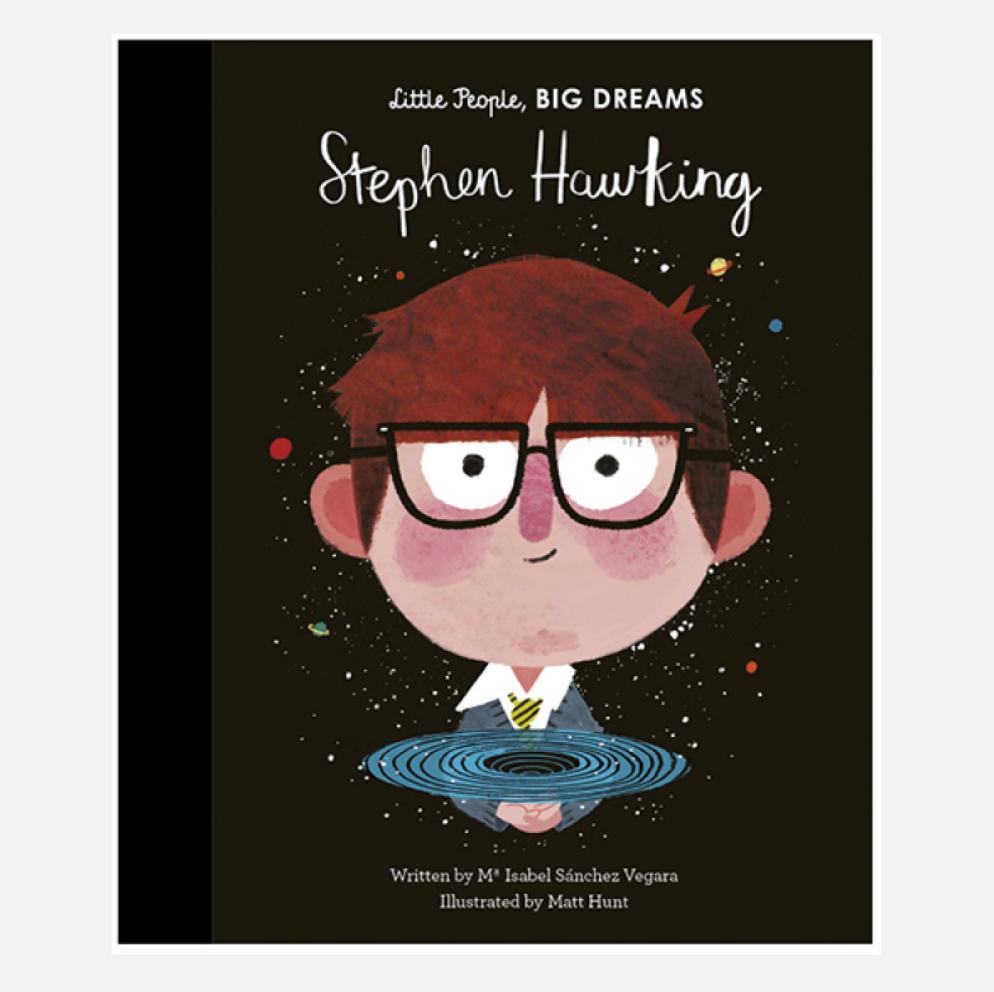 Stephen Hawking - Little People Big Dreams Hardback