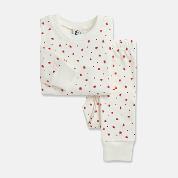 Sleepy Doe - Kids Classic PJ Set Winter Star