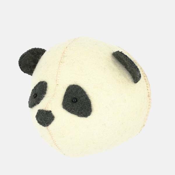 Fiona Walker - Mini Panda Head