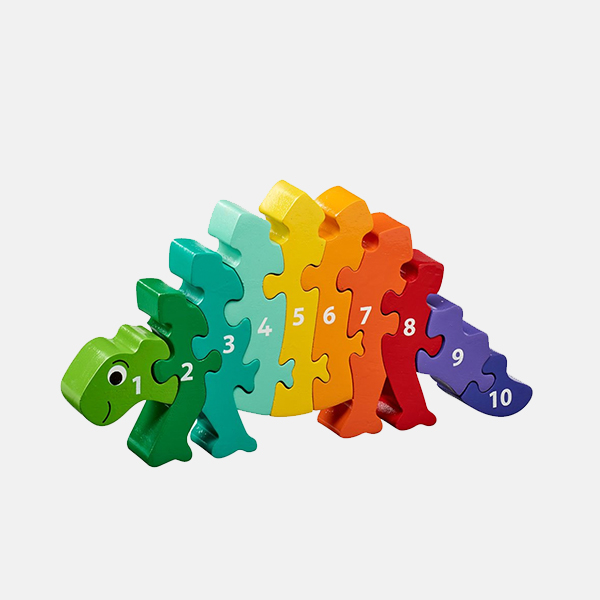 Lanka Kade - 1-10 Jigsaw Puzzle