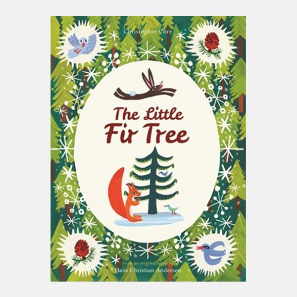 The Little Fir Tree - Hardback Book