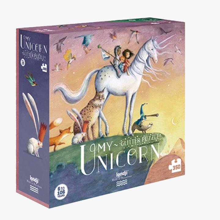 Londji - My Unicorn Glitter Puzzle