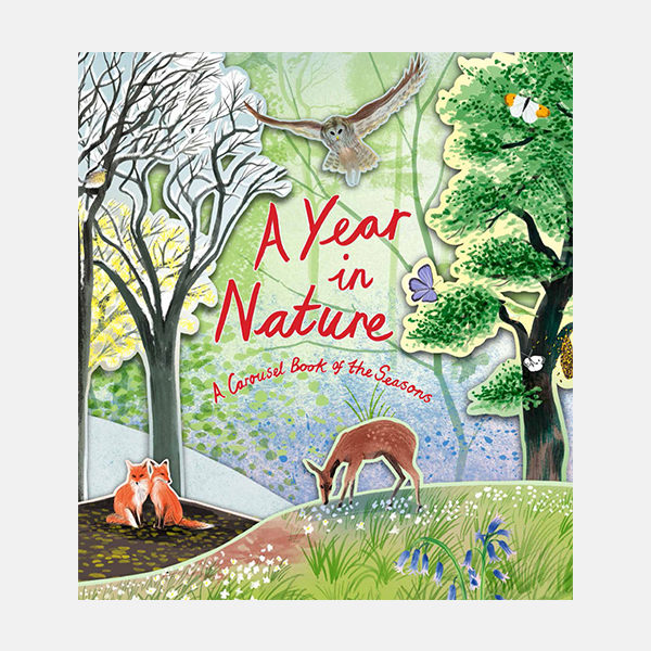 Year in Nature - A Carousel Book of the Seasons
