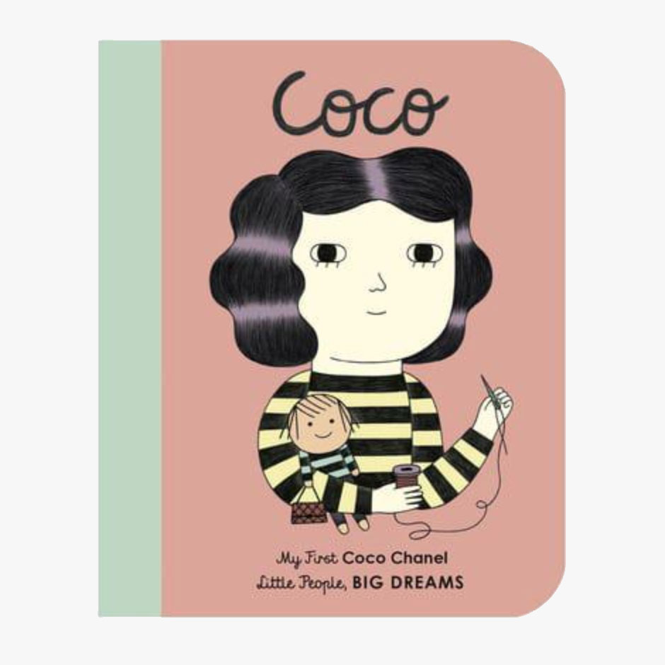 Coco Chanel - Little People Big Dreams Board Book