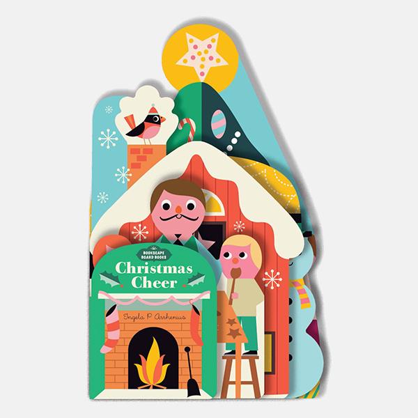 Christmas Cheer - Board Book