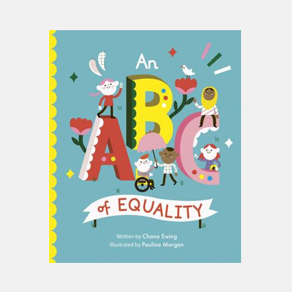 An ABC of Equality - Board Book