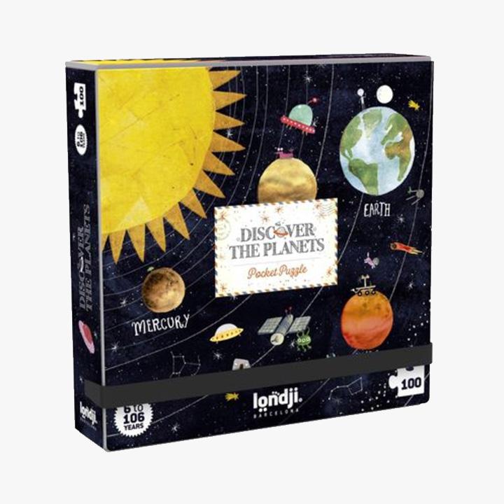 Londji - Pocket Planets Puzzle