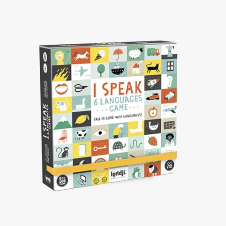 Londji - Languages Game