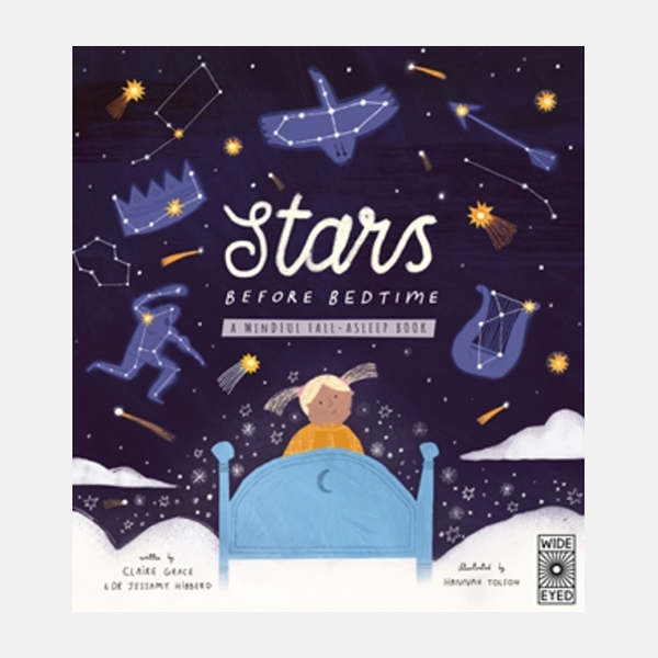 Stars Before Bedtime - Hardback Book