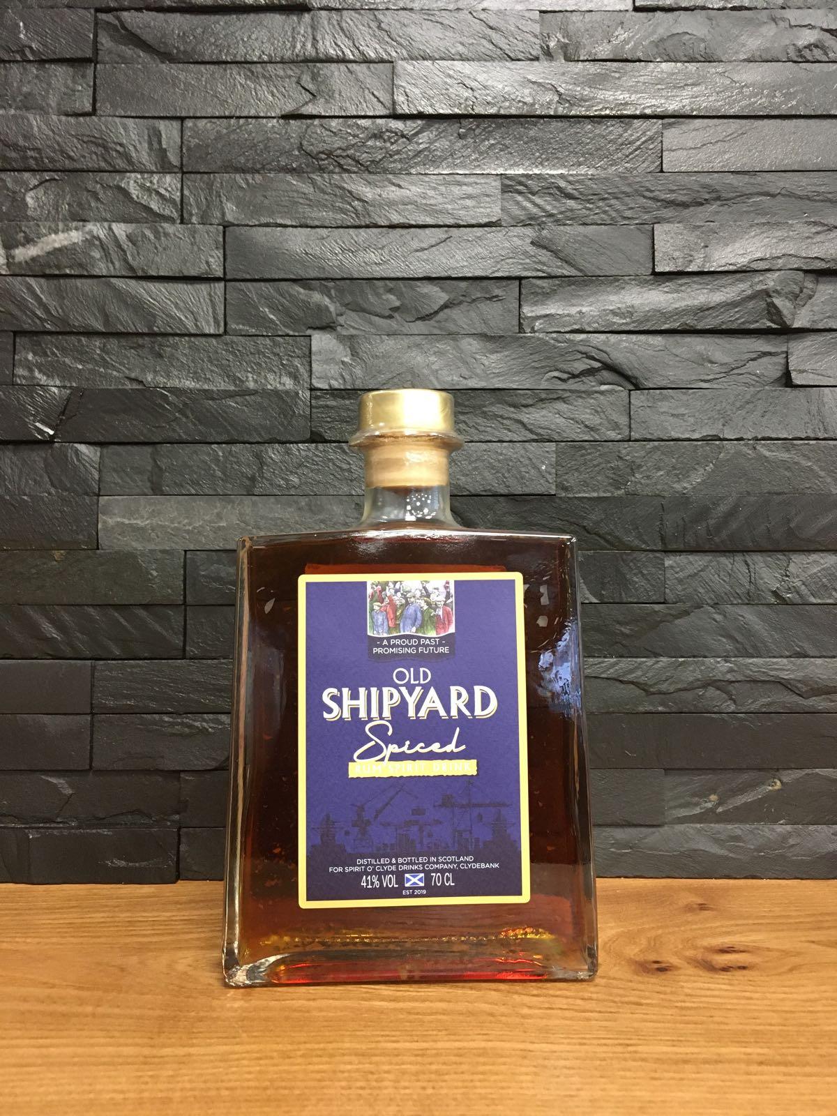Old Shipyard Rum 70cl