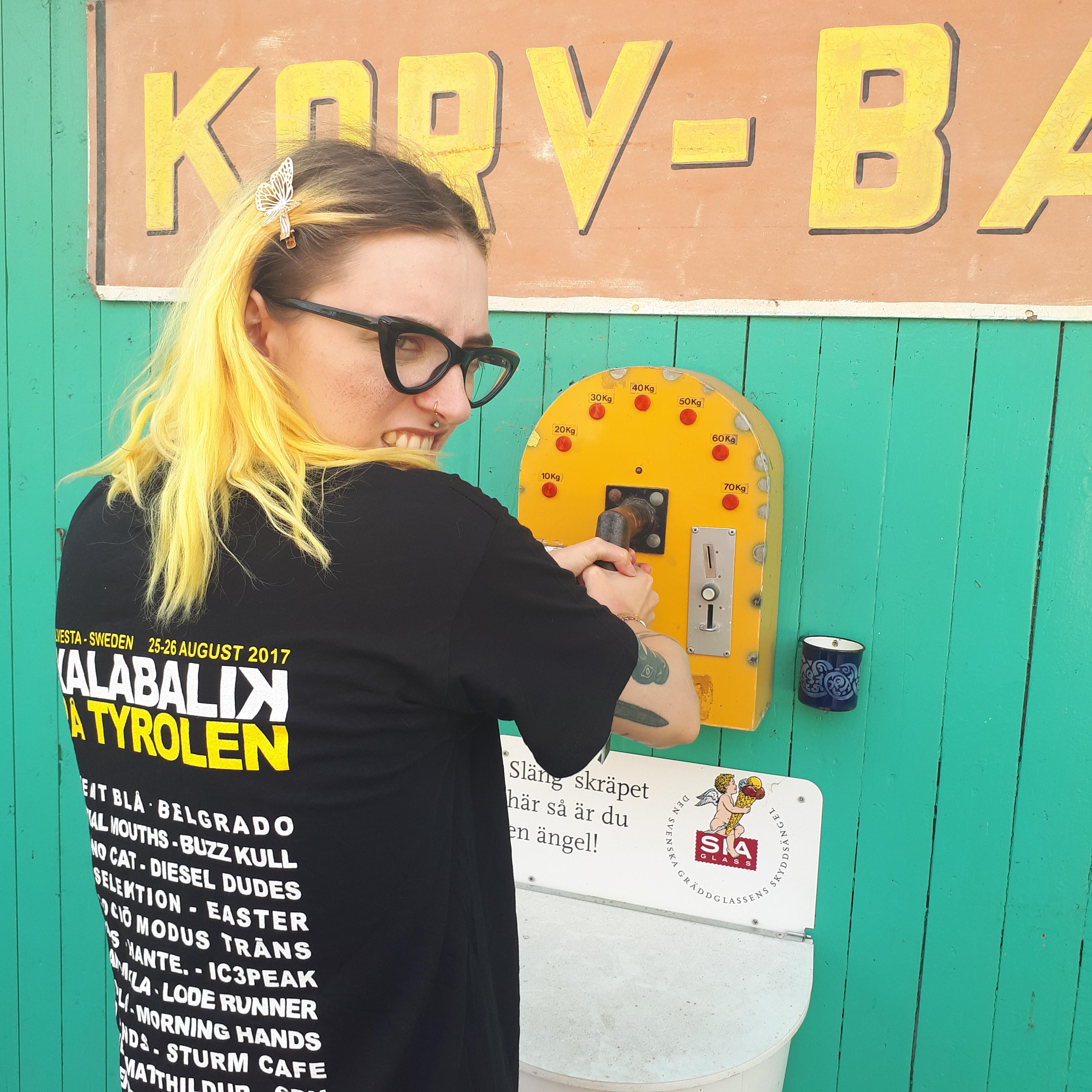 Kalabalik 2017 t-shirt