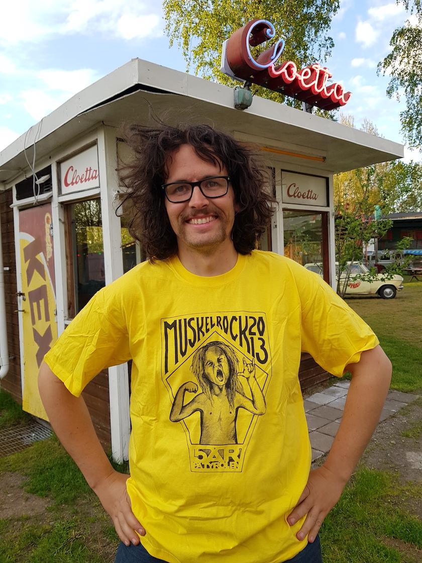 MR 2013 (5 years anniversary) T-shirt