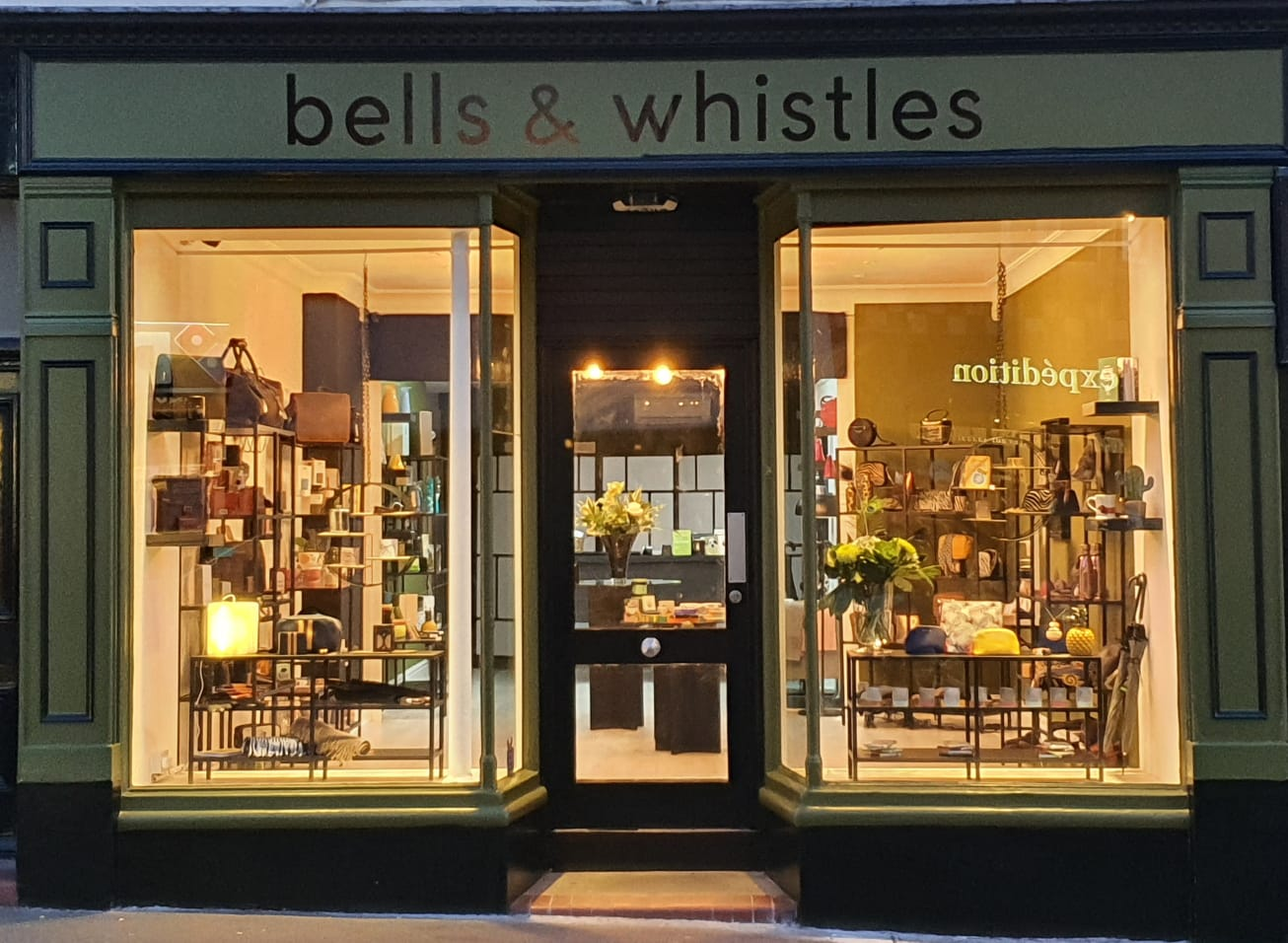 BELLS & WHISTLES (STOCKTON HEATH) LTD