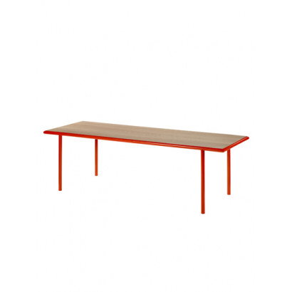CAMPAIGN / Valerie Objects / _wooden table / rectangular