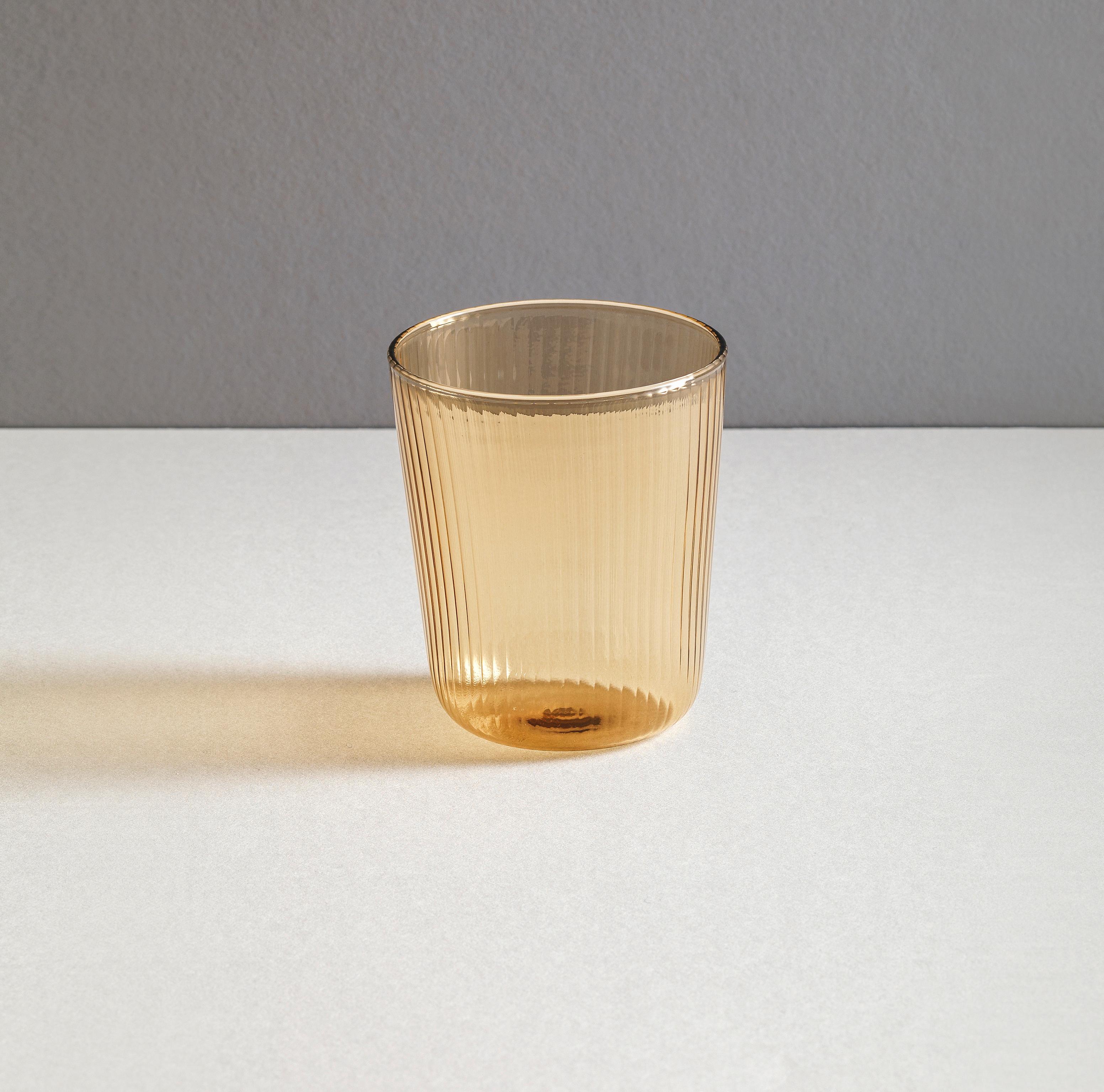 R+D Lab Luisa Tinto Acqua Glass Sand