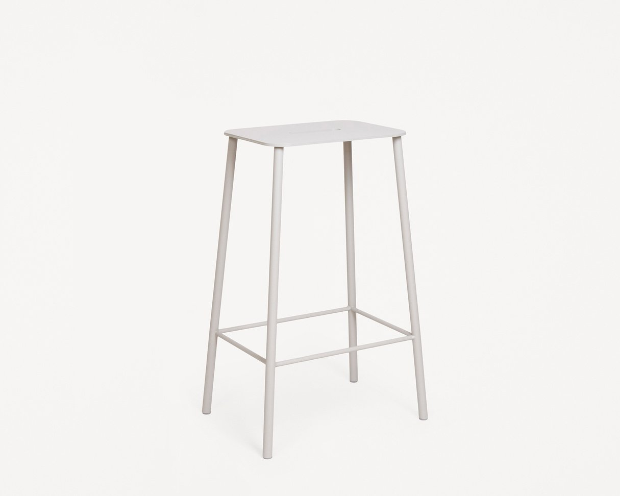 Frama Adam Stool Mono | Grey | H65