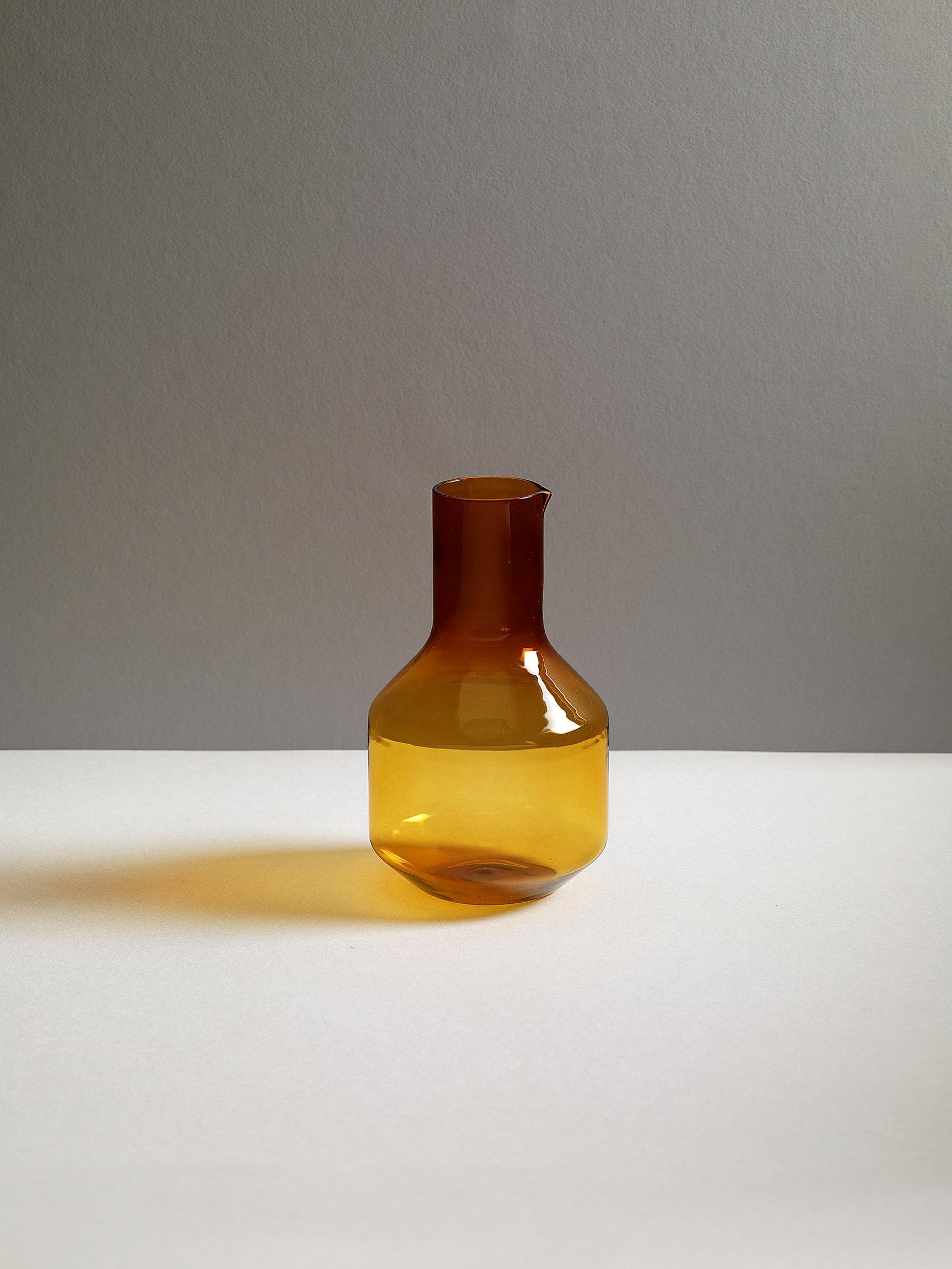R+D Lab Velasca Carafe Amber