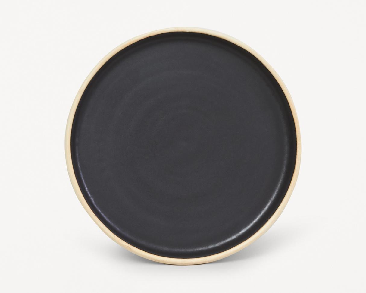 Frama Otto plate (L) Black