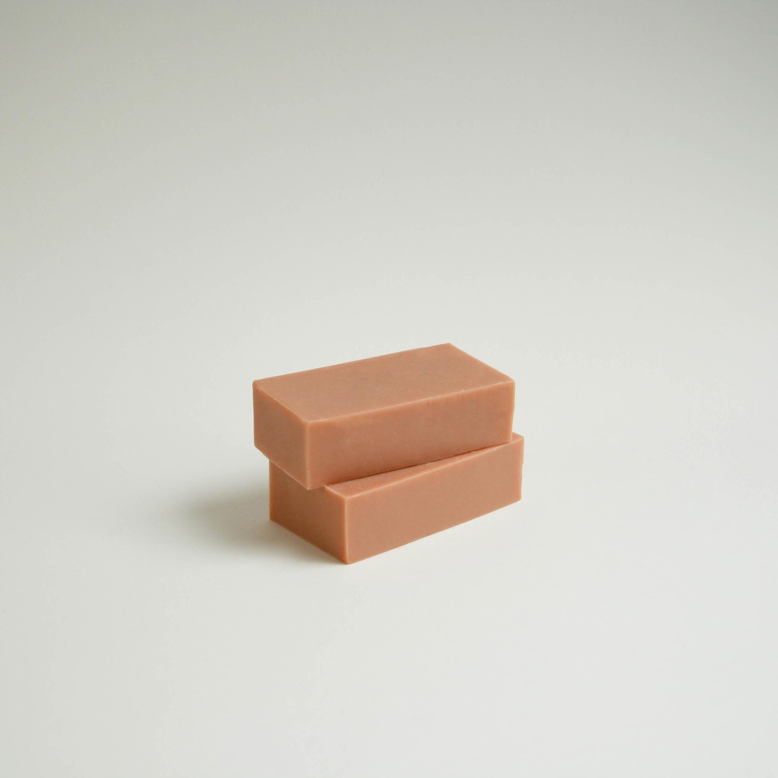 Homework Pink Clay Soap