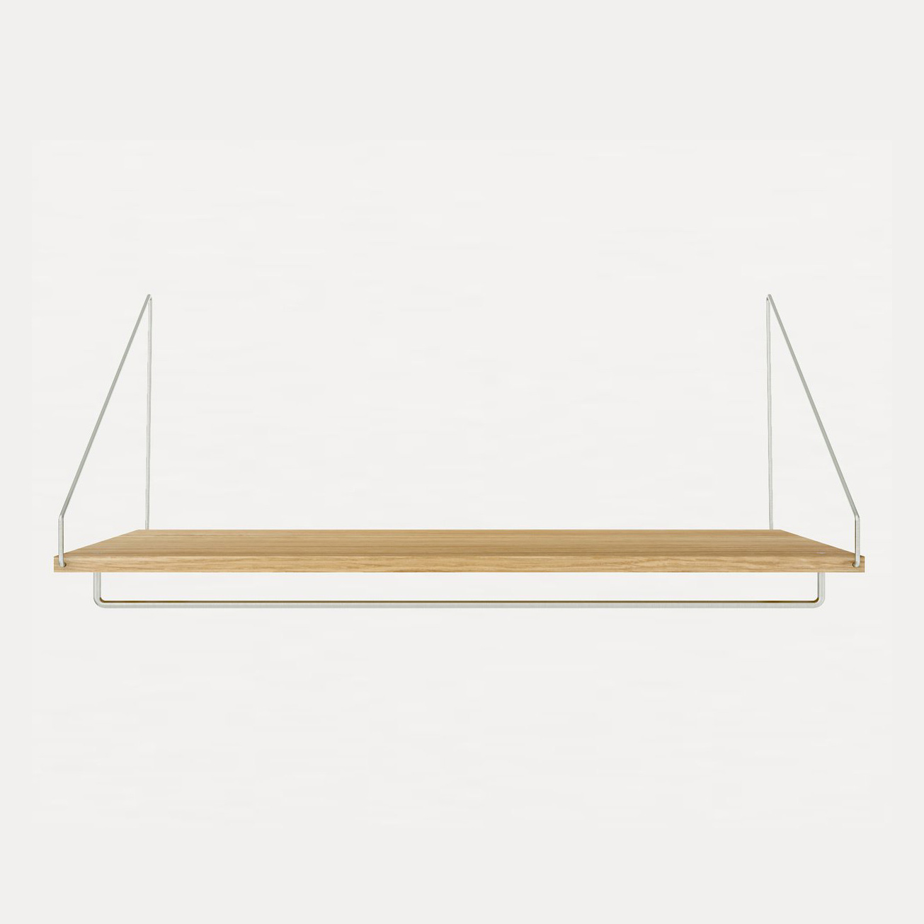D40 W80 Hanger | Shelf Library Natural