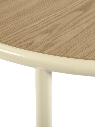 CAMPAIGN / Valerie Objects / _wooden table / round 150 cm