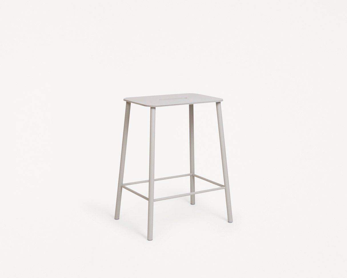 Frama Adam Stool Mono | Grey | H50