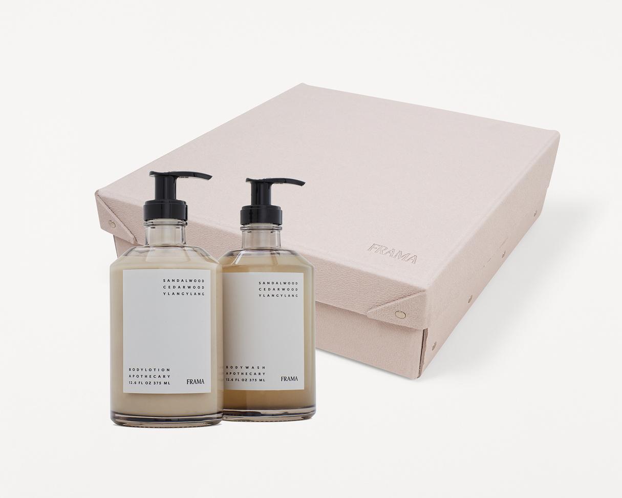 Frama Apothecary Body Wash+ Body Lotion / Giftbox