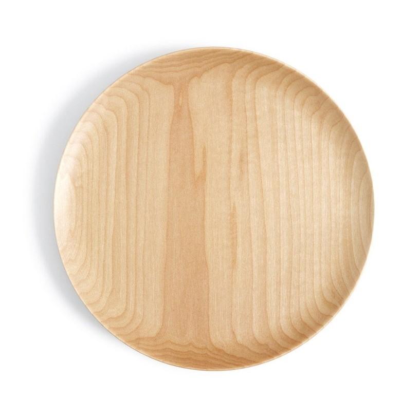 Cara Wooden Plate