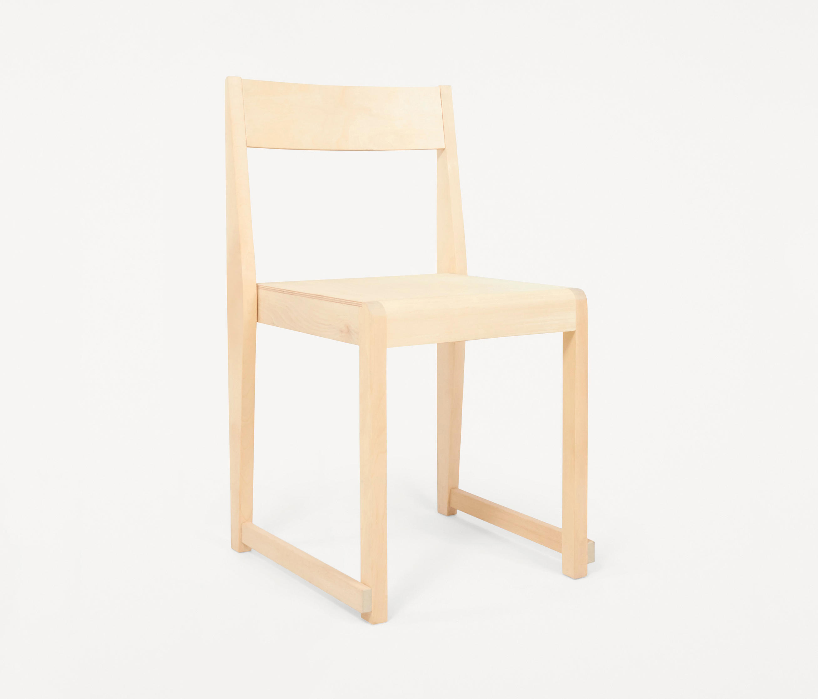 Frama Chair 01 Natural wood / natural wood